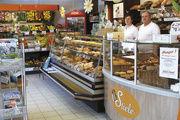 Die Bäckerei Stiele bietet Kunden das komplette Grundsortiment eines Einzelhändlers.