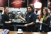 Kaffee bietet Erfolgsstorys