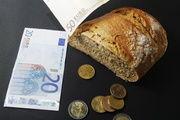 Für Brot und Getreideerzeugnisse legen Verbraucher im Schnitt 2,6 Prozent mehr auf die Ladentheke.
