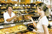 Für die Verkäuferin sollte es selbstverständlich sein, dass sie die Produkte auch wirklich kennt und dazu Auskunft geben kann.