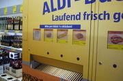 Aldi Süd erweitert die Backautomaten.