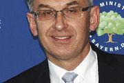 Gerhard Zellner, Abteilungsleiter für Verbraucherschutz und Lebensmittelsicherheit.