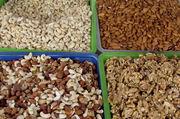 Die Verarbeitung von Nüssen und Mandeln muss jetzt schon bei verpackter Ware gekennzeichnet werden.