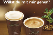 Neue Service-Materialien machen auf die Kaffeewelt aufmerksam.