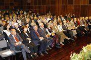 Über 400 Gäste aus aller Welt waren gekommen, um das 50-jährige Bestehen des Museums der Brotkultur zu feiern.