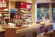 Manfred Klüber ist wichtig, dass die Bäckerei nach Brot und Brötchen duftet.