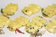 Sieben verschiedene Geschmacksrichtungen umfasst das Sortiment des Elbländer-Käses.