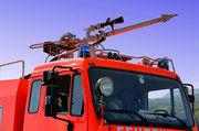 Die Kulmbacher Feuerwehr konnte durch ihren Großeinsatz den Brand zügig kontrollieren.