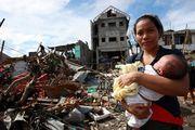 Das Kinderhilfswerk Unicef unterstützt Philippinen, und Torsten Hacke unterstützt Unicef.