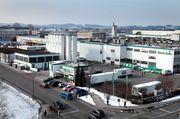 Längst dicht: Die ehemalige Produktionsstätte von Müller-Brot in Neufahrn.