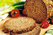 Das Brot wird aus keimaktiviertem Getreide gebacken.