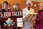 Freuen sich (von links): Nadja Segers, Heidi Kahlstorf, Maik Starke und Martina Klose.