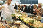 Brot und Backwaren als Grundlage für leckere Snacks: Auf der Internorga gibt es dazu viele Anregungen.