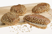 Die Beta Hafer Gold-Brötchen haben einen hohen Anteil an Hafer-BetaGlucanen.