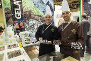 Da schau her: Bäcker und Konditoren aus Russland zeigen ihr Können.
