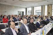 Perspektiven sind gefragt: Rund 200 Teilnehmer lassen sich beim Deutschen Backkongress in Wiesbaden inspirieren.
