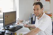 Markus Steinleitner ist nicht nur als Bäcker erfolgreich, als Kaufmann hat er ein kostengünstiges System zur Filial-Bewirtschaftung entwickelt.