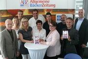 Nach der Jury-Sitzung für den BakerMaker-Award 2014: Die Jury mit Vorsitzendem Ulrich Kroppenberg (3. von rechts).