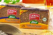 Lieken produziert Brote für den Handel.