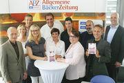 Die BakerMaker-Jury tagt (von links): Johannes Schultheiß, Heike Kinkopf, Benedikt Goeken, Petra Albrecht, Dietmar Plentz, Katharina Ott, Daniel Plum, Carina Uphoff, Ulrich Kroppenberg, Reinald Wolf, Bernd Kütscher.