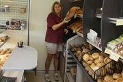 Der Verkaufswagen erfüllt die Anforderungen der Bäckerei Tent.