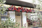Bahnreisende können sich bei Vapiano bald auch unterwegs mit Pizza und Pasta versorgen.