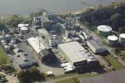Uniferm-Hefewerk in Monheim am Rhein, mit modernem Blockheizkraftwerk zur Energieversorgung.