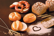 Viele neue Rezeptideen rund um Brot und Kleingebäcke.