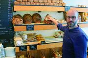 Björn Schwind setzt im Verkauf auf ungelernte Kräfte. Die Liebe zum Produkt steht im Fokus.