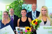 Freuen sich über die Leistung (von links): Susann Simon, Werner Klinkmüller, Isabel Fumfahr, Hans-Joachim Blauert, Isabell Heider.