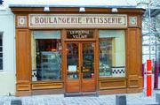 Kennzeichnung nach französischem Vorbild? Handwerksbäcker, die in Frankreich mit nebenstehendem Zeichen werben, müssen festgelegte Kriterien erfüllen. Foto/