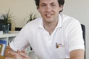 Hannes Weber, Inhaber von  Webers Backstube.