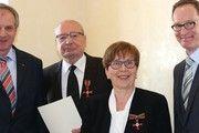 Annemarie und Rolf Härdtner bekommen Bundesverdienstkreuz