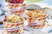"""Der Kuchen im Becher to go """"My Sweeties"""" sorgt im vergangenen Jahr für gute Umsatzzuwächse."""