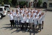 Die jungen Bäckermeister in Weinheim könnten vor Freude in die Luft springen.