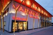 Der erste Freestander von Vapiano in  Fürth, in dem einige neue Konzepte getestet werden.