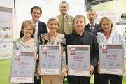 Auf der Iba 2012 ist der BakerMaker das erste Mal verliehen worden (Bild oben). In diesem Jahr geht der Preis in die vierte Runde.