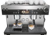 Die WMF Espresso ist ein vollautomatischer Siebträger.