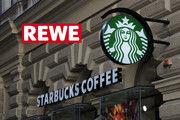Bild: Starbucks-Kaffee wird bald auch in Rewe-Märkten ausgeschenkt.