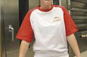 Bianca Schmidt, Auszubildende in der Deichbäckerei Buchholz.