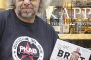 Peter Kapp hat auch schon zwei Bücher veröffentlicht.