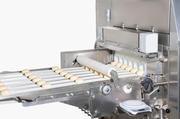 Spezialkunststoffe und Edelstahl erleichtern die Reinigung  komplex aufgebauter Anlagen.