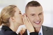Wirtschaftlicher Schaden entsteht auch, wenn Mitarbeiter interne Informationen preisgeben.