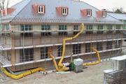 Neubau der Akademie des bayerischen Bäckerhandwerks.