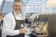 Auf der Messe in Stuttgart haben zahlreiche Aussteller auch das Thema Kaffee in vielfältiger Weise bedient.