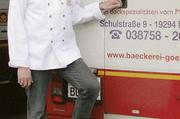Roland Görlitz hat seinen Betrieb breit aufgestellt: Mit Ladengeschäften, Fahrverkauf und Catering.