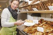 Inhaberin Anja Klügling ist selbst jeden Tag im Laden aktiv.