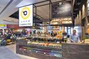 So sieht es aus - das neue Café Cappuccino.