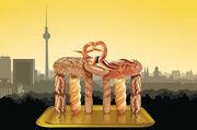 In Berlin wird heute der Tag des Deutschen Brotes gefeiert.