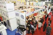 Auf dem Gemeinschaftsstand der Ibatech präsentierten sich auch deutsche Bäckerei-Maschinenhersteller.